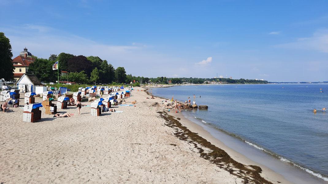 Strand bei Haffkrug