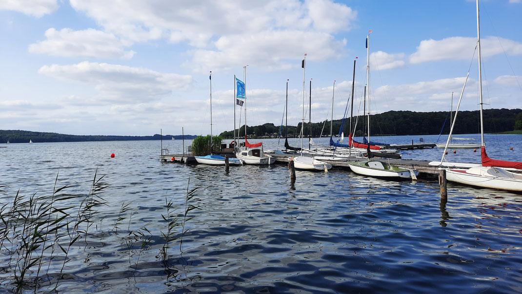 Segelschule am Ratzeburger See