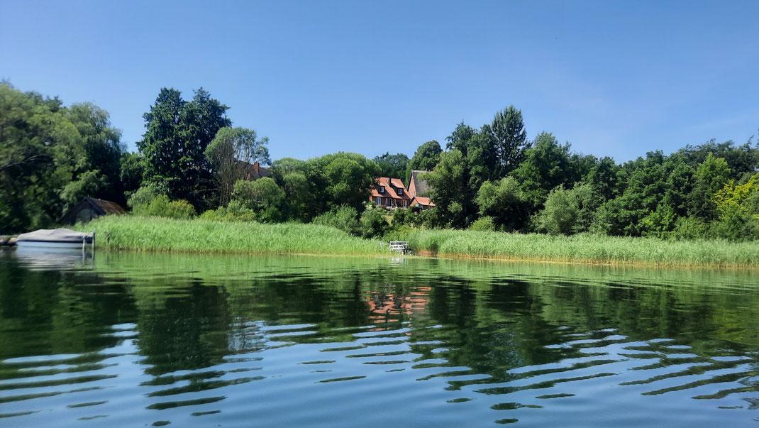 Ruhe und Idylle am Ratzeburger See