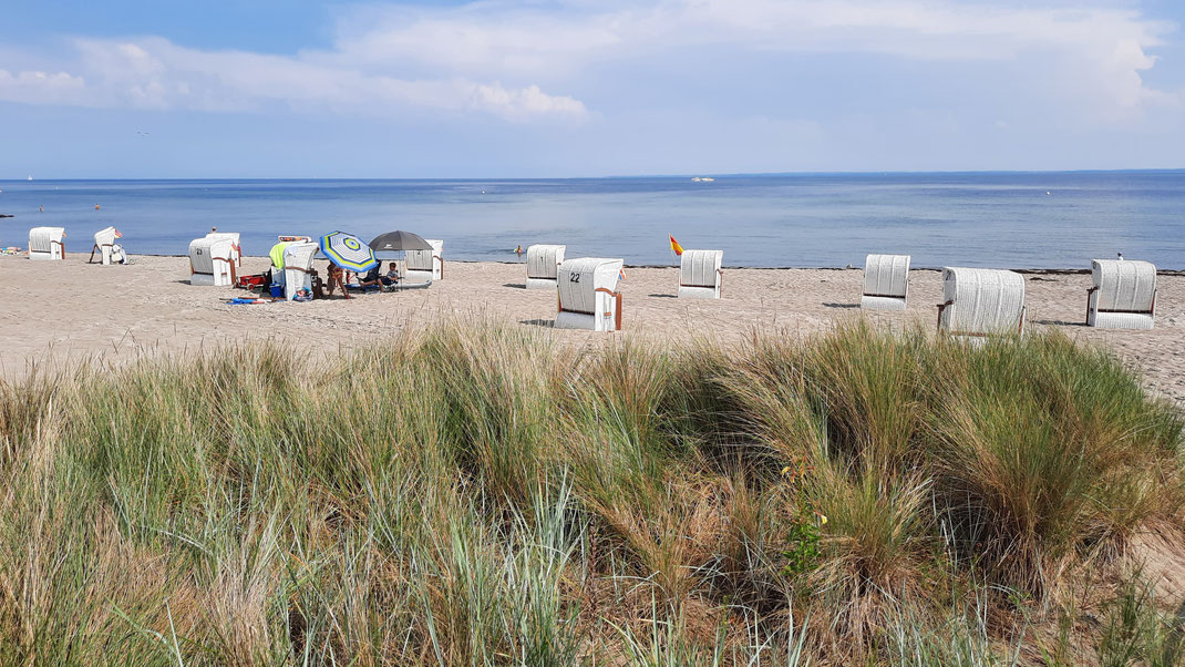 Ostseestrand in Haffkrug