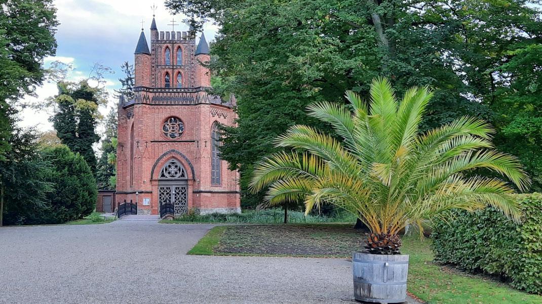 Katholische Kirche St. Helena und St. Andreas