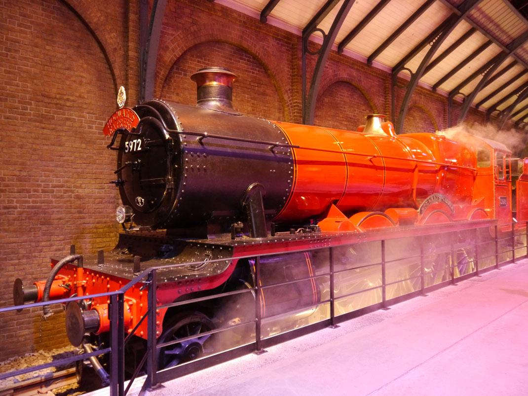 Der Hogwarts-Express