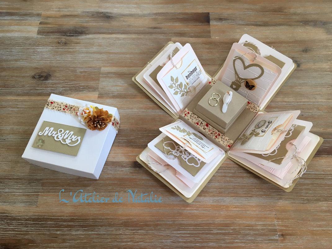 carte cadeau mariage fait main nice cannes monaco