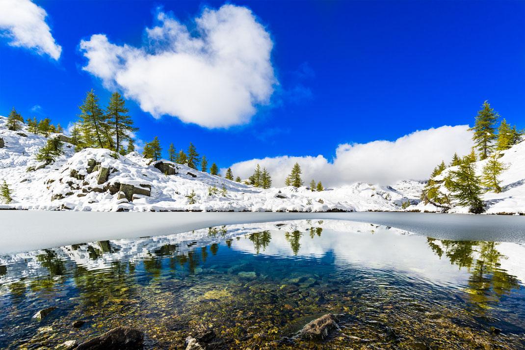 Laghi di Bellagarda - Parco Nazionale Gran Paradiso - Autunno - Montagna - Colori