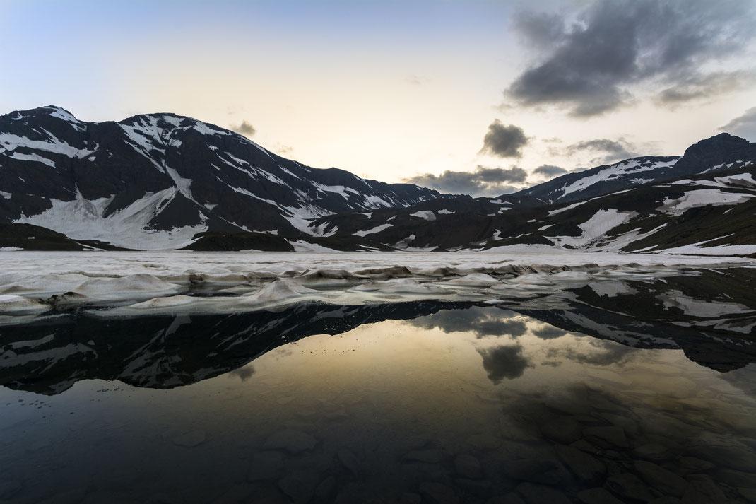 Lago Rosset - NIKON D7100 @ 10mm f8.0 1/25s ISO100