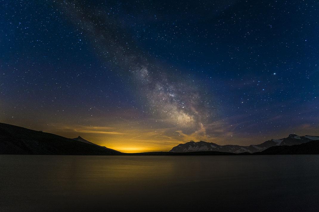 Lago Rosset - Parco Nazionale Gran Paradiso - Via Lattea - Estate - Montagna