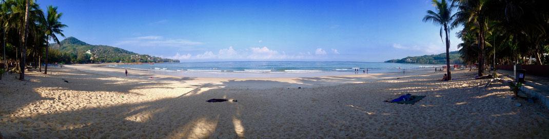 KAMALA BEACH PHUKET / THAILAND