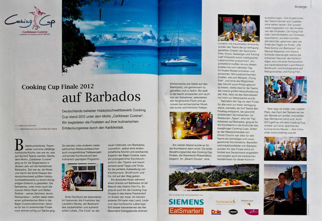 Abenteuer Reisen Ausgabe März 2013