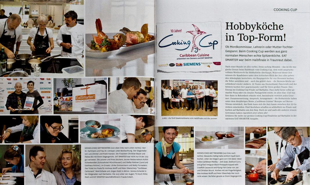 EatSmarter Ausgabe Nr.1, 2013