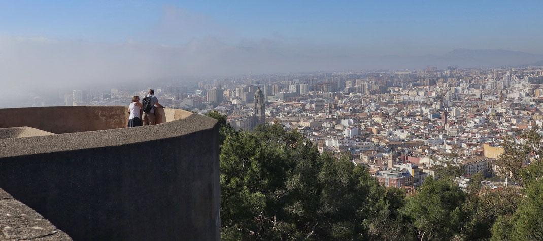 Beeindruckende Stadt: Málaga