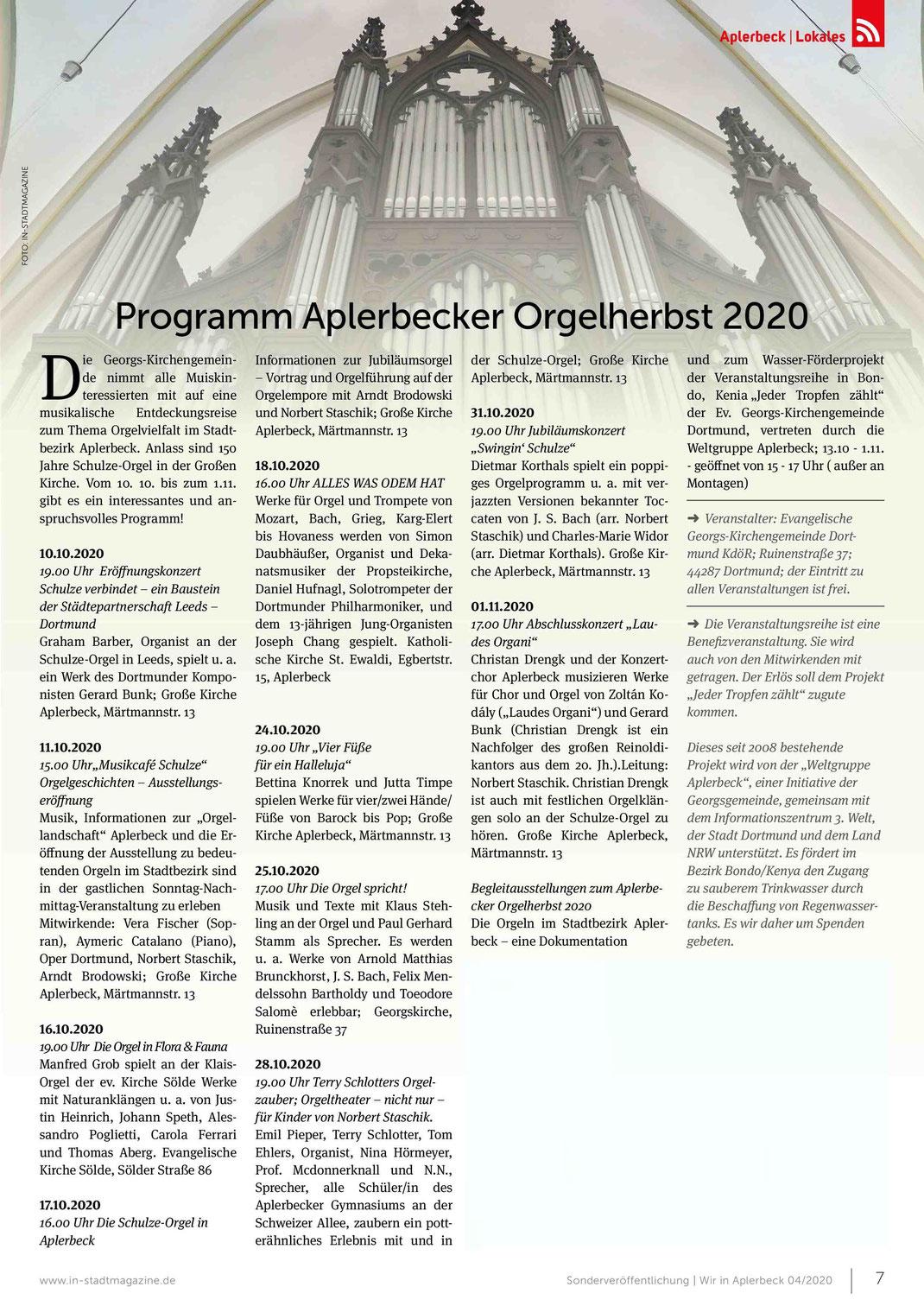 IN-Stadtmagazine