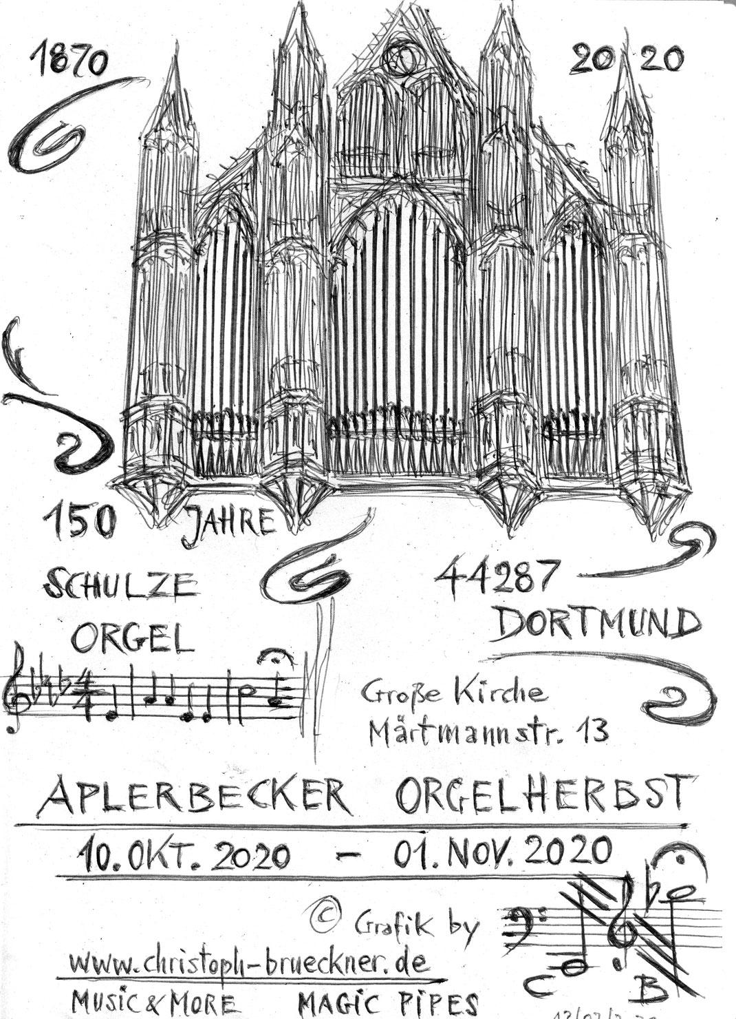 Zeichnung: Christoph Brückner