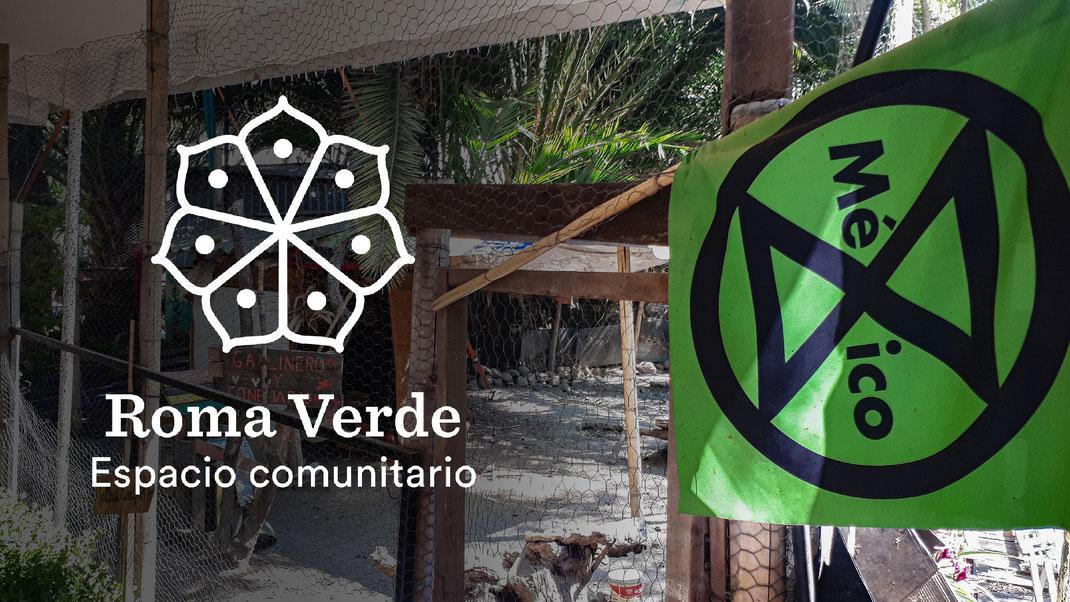 Le Huerto Roma Verde, un projet de permaculture urbaine au coeur de la ville de Mexico