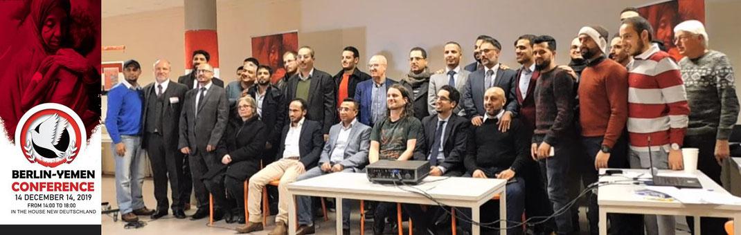 Berliner Jemenkonferenz 2019