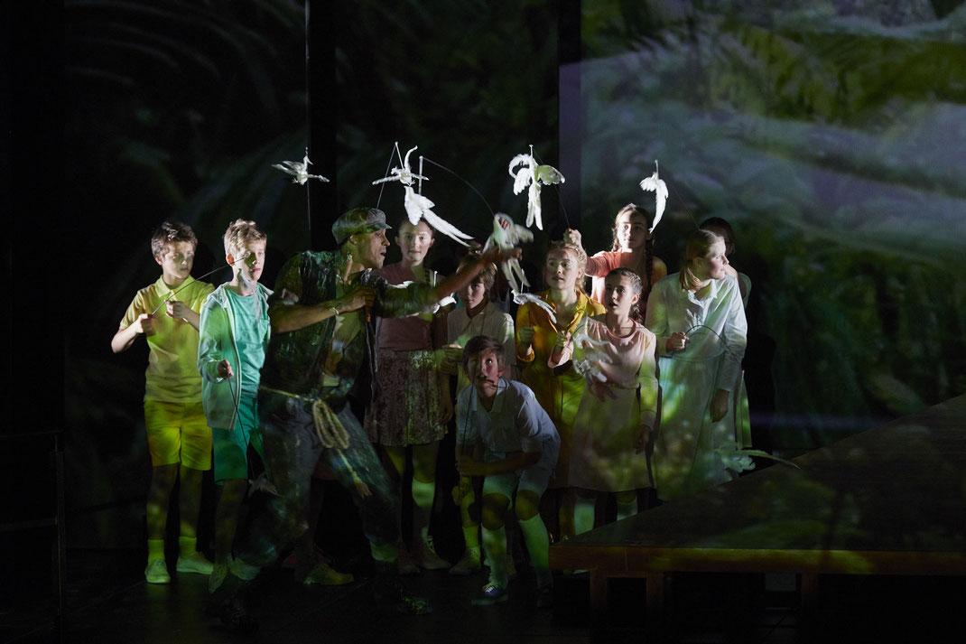 Die Zauberflöte am Staatstheater Darmstadt