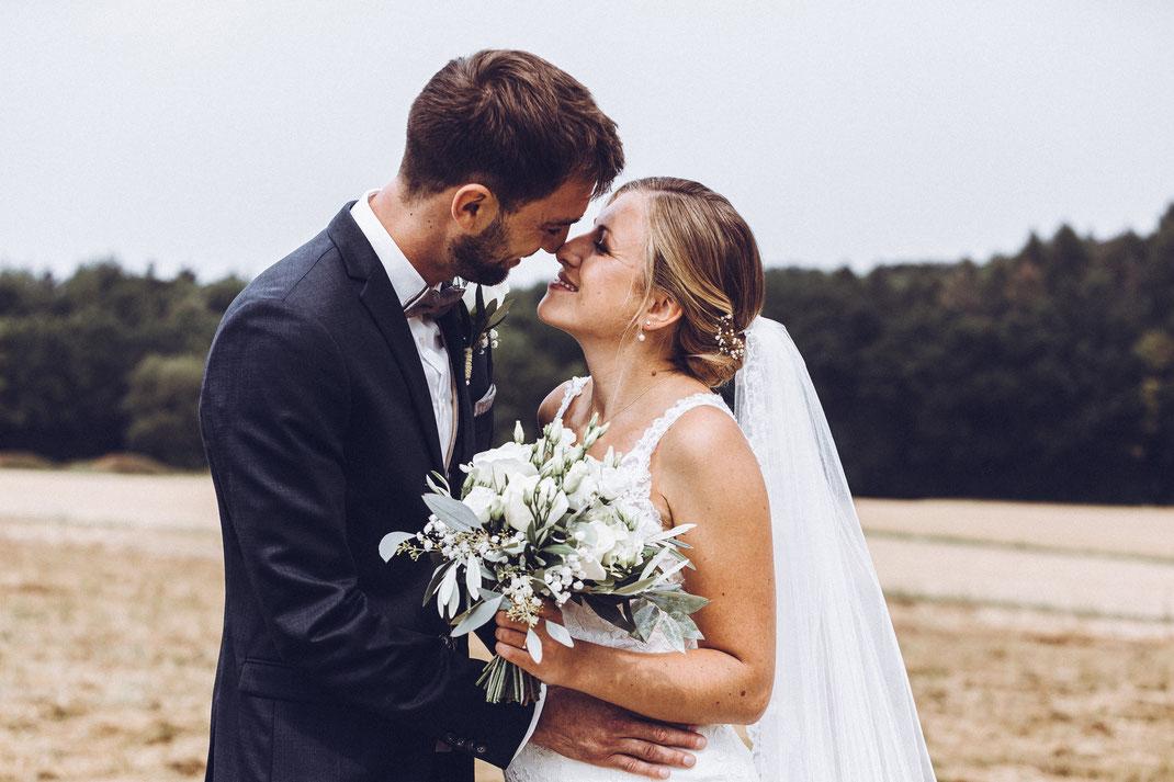 Hochzeits-Shooting wann am besten am Hochzeitstag?