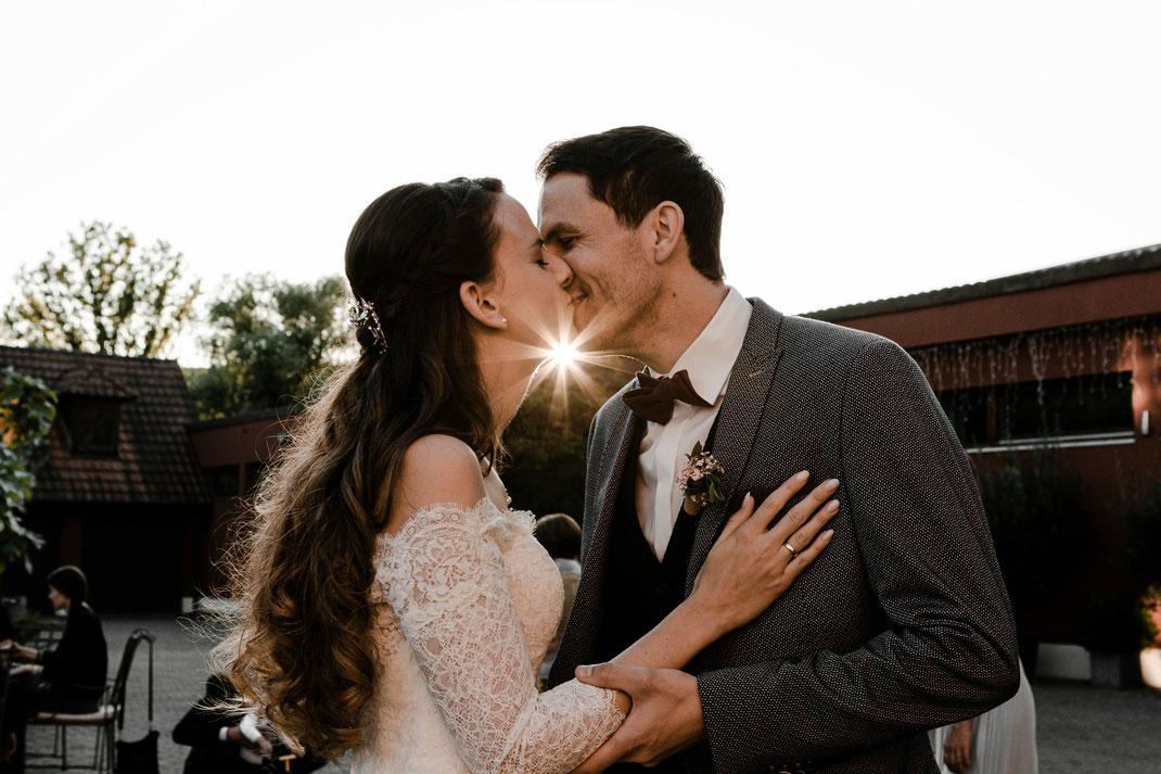 Hochzeitsfotos vor oder nach der Kirche/Trauung?