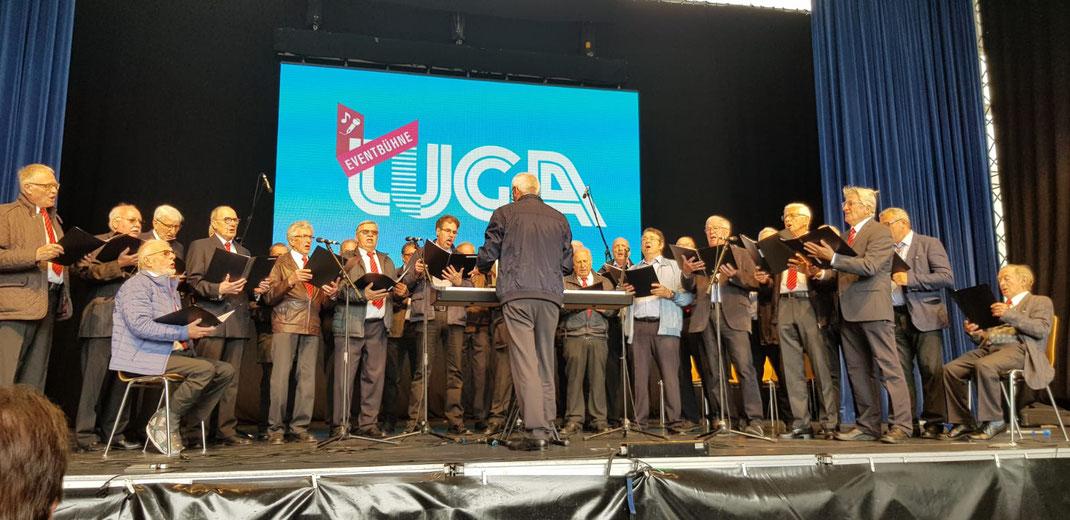 Die Jansi-Chöre sind die von Urs Jans dirigierten Chöre Männerchor Sempach und Quartettvereinigung Luzern