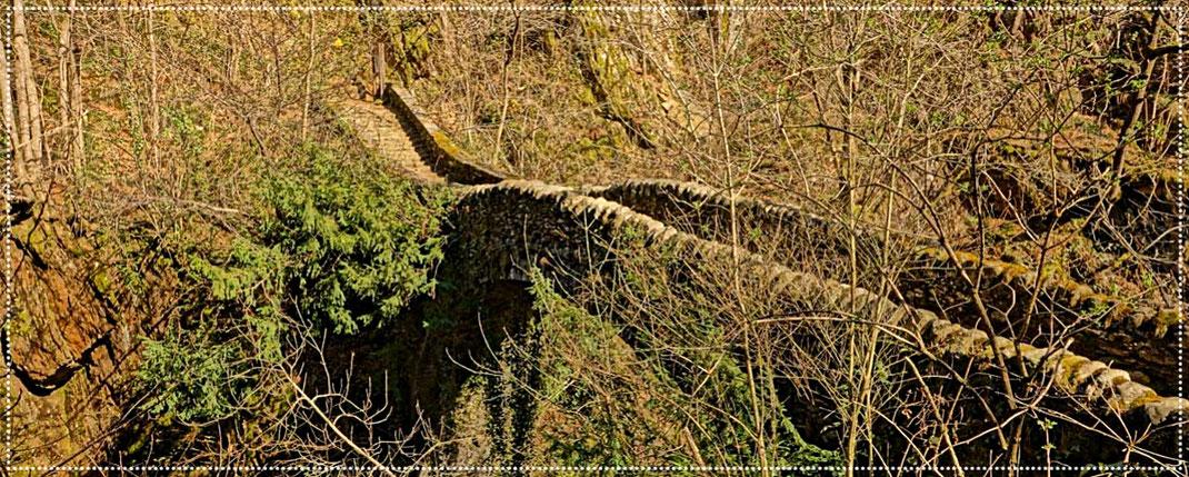 Ponte Romano bei Cossogno