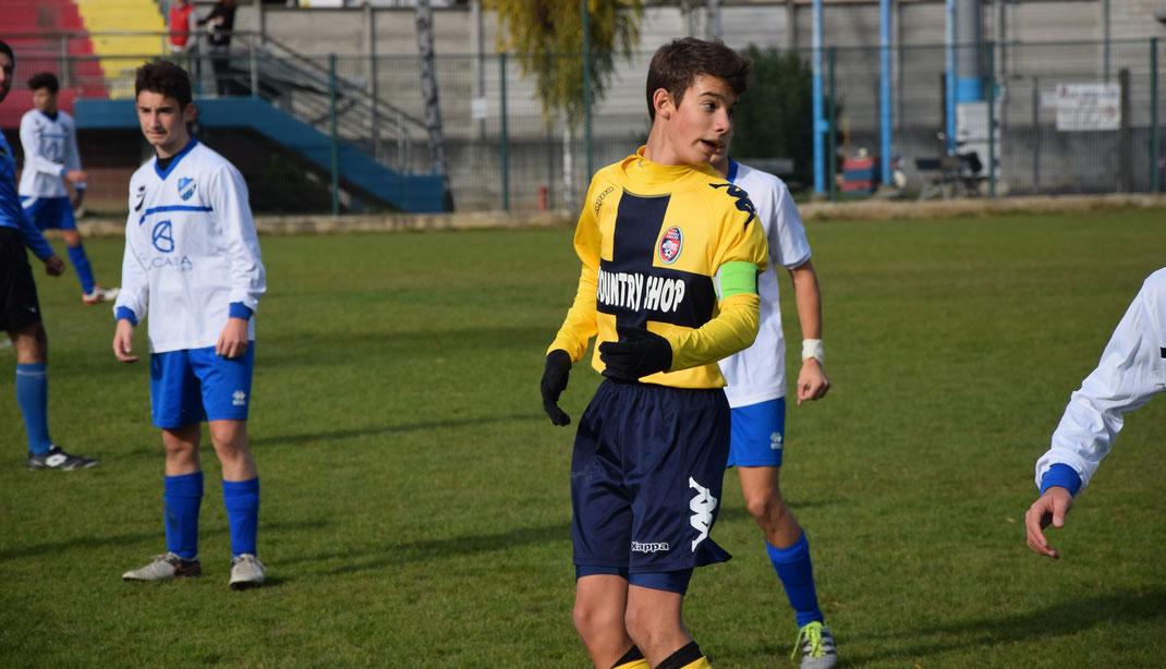 Capitan Provenzano (Giovanissimi 2002)