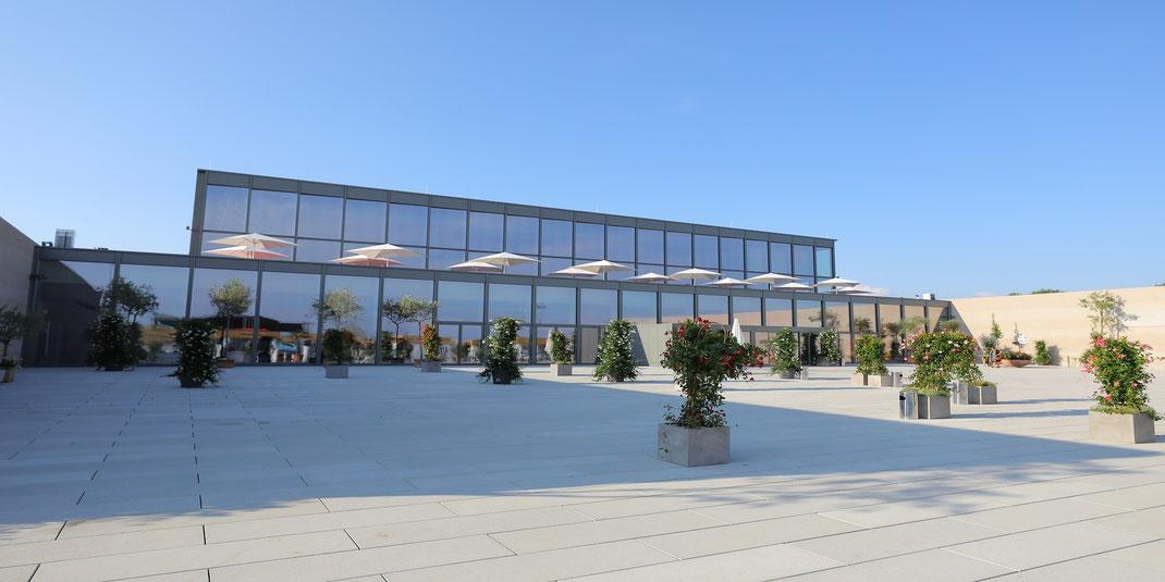 Die Location ist der Kursaal in Bad Cannstatt