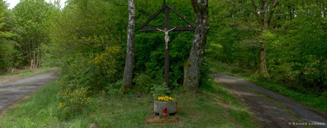Wegkreuz bei Rosenheim