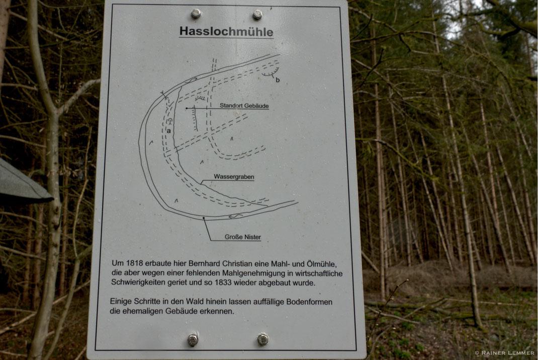 Hasslochs Mühle