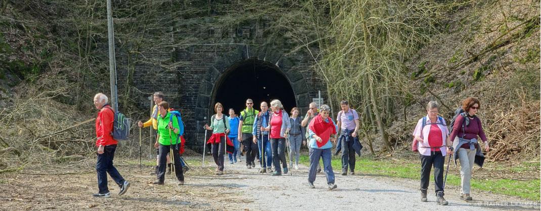 Eisenbahntunnel bei Peterslahr