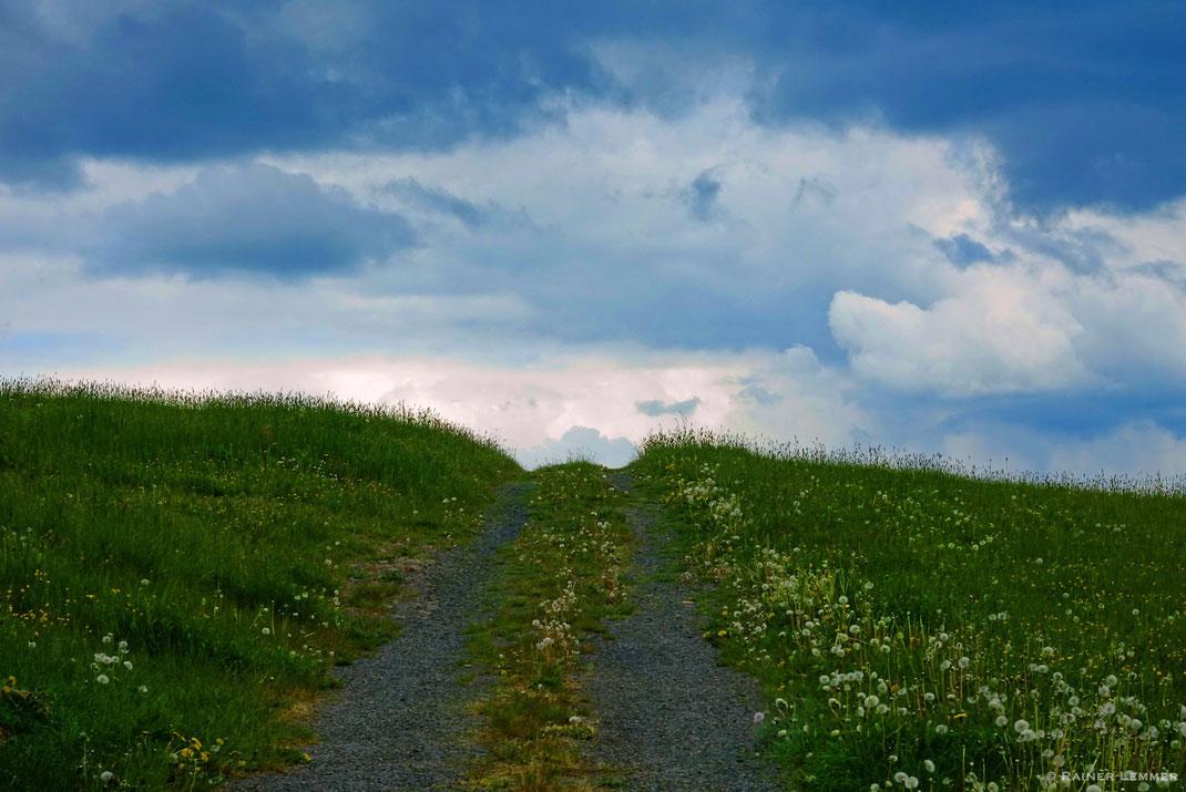 """""""Stairway to heaven""""  - aber die Wanderung endete hier noch nicht!"""