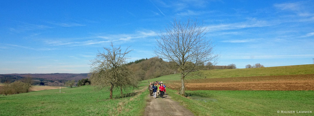 Wäller-Tour Elberthöhen