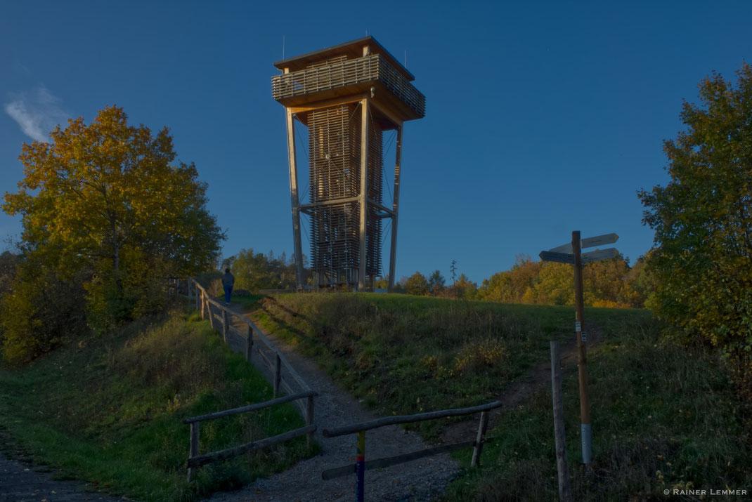 Aussichtsturm Dillblick in Herborn