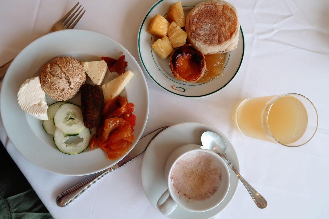 Azoreanisches Frühstück