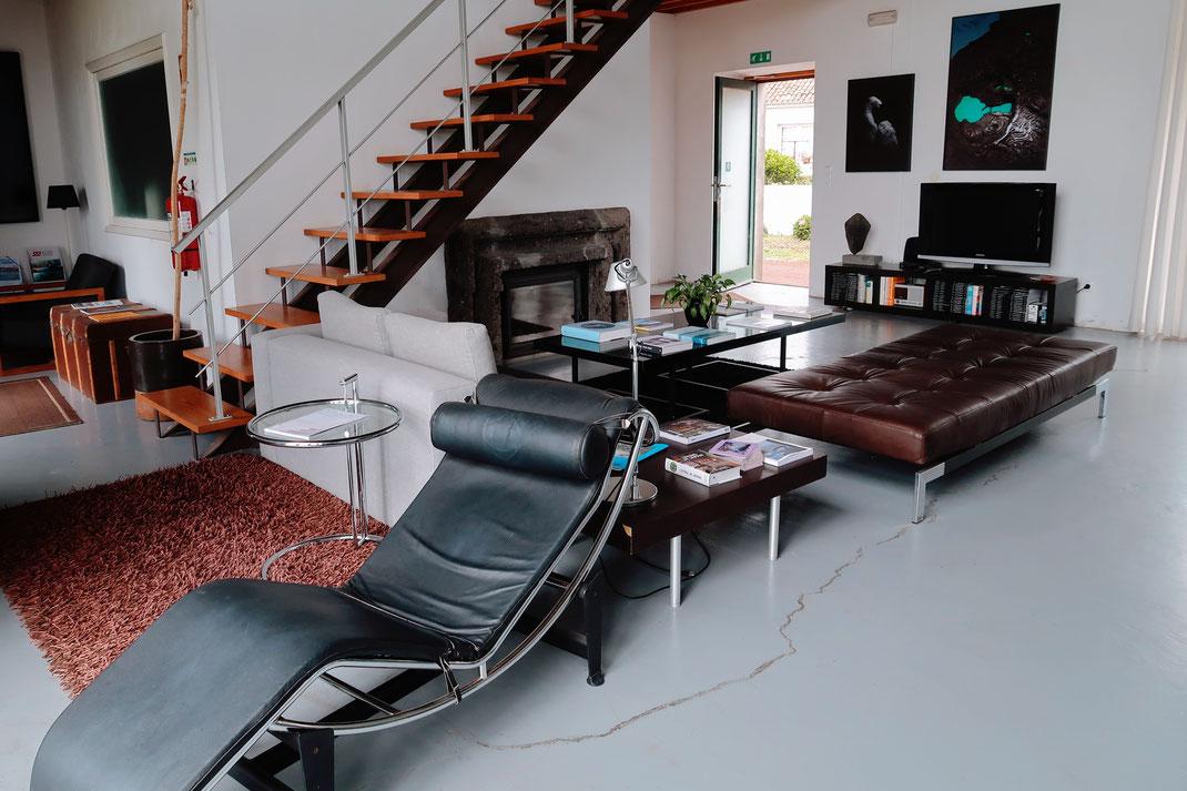 Pico do Refugio - Lounge