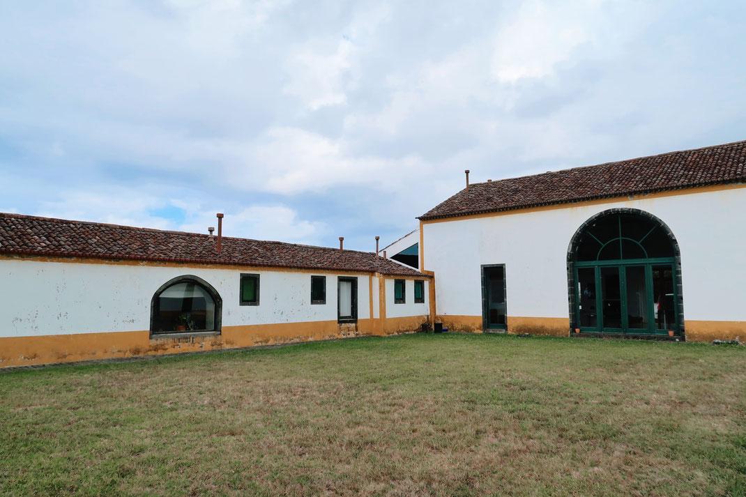 Pico do Refugio - Hauptgebäude