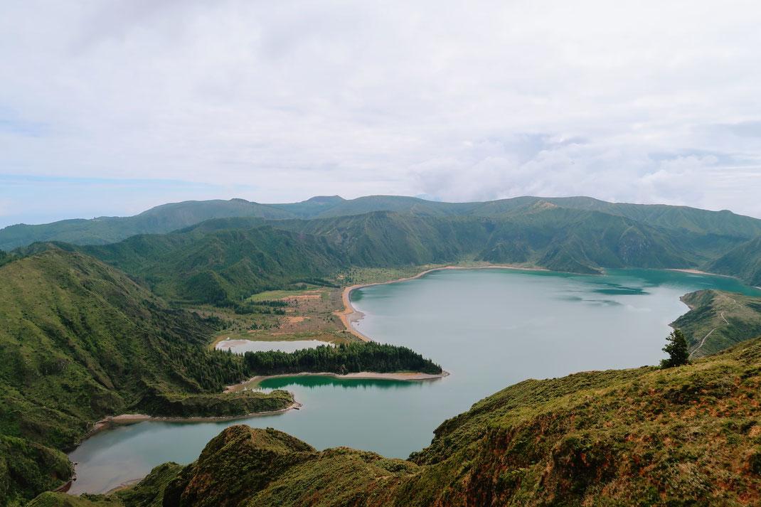 Lagoa da Fogo - Sao Miguel