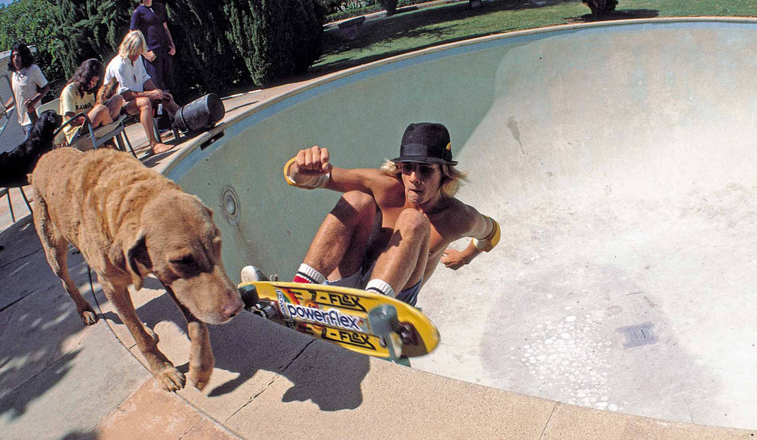 Jay Adams, Glen E. Friedman