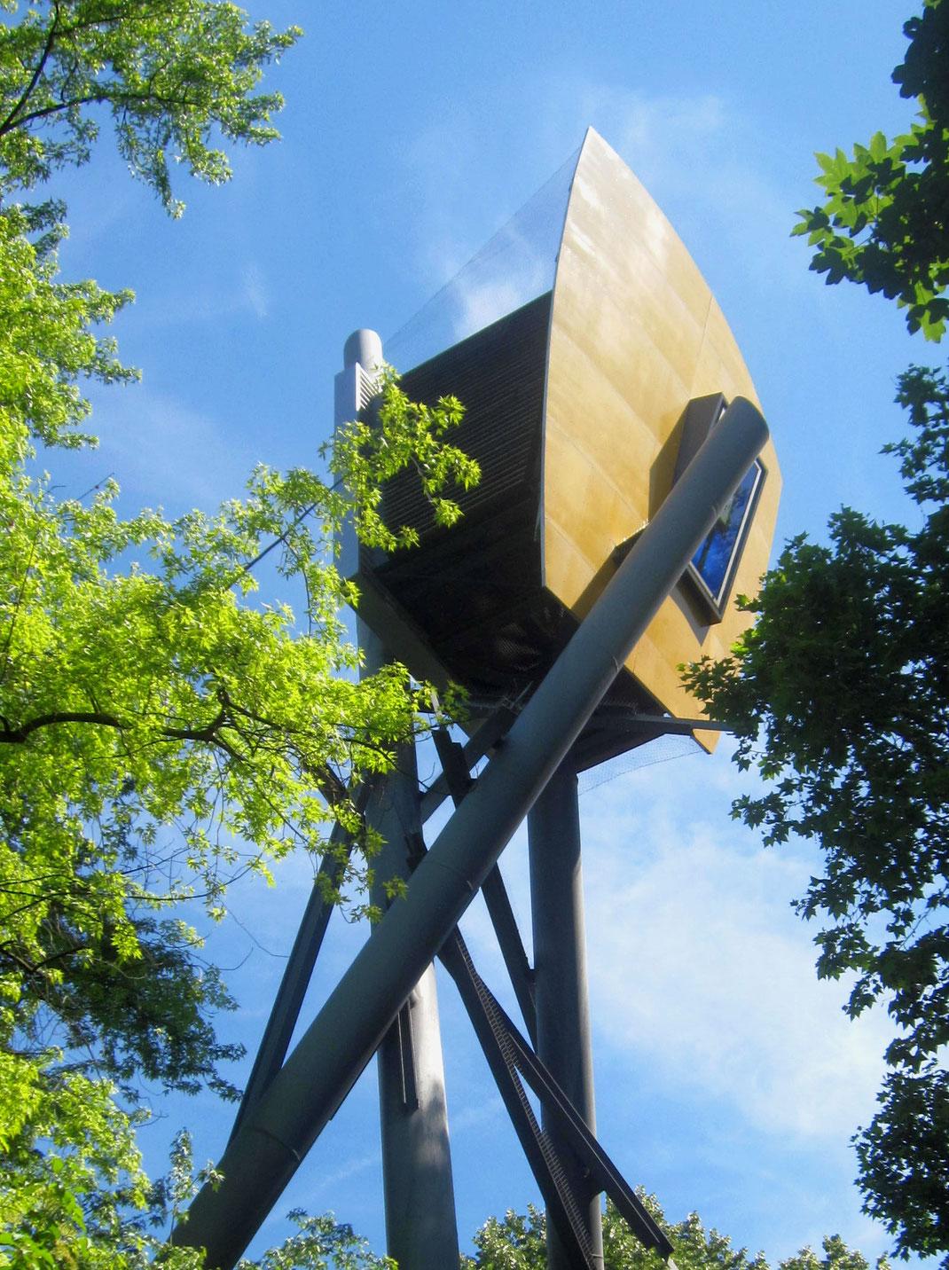 Glockenturm Melanchthonkirche Mannheim