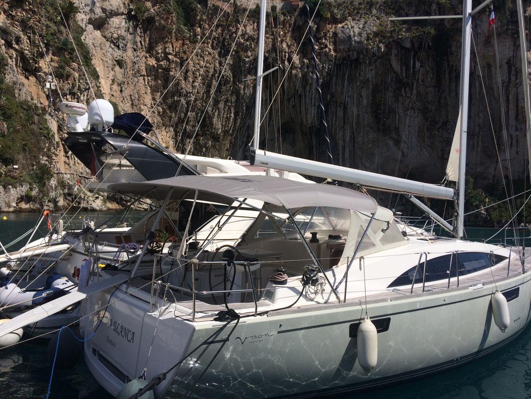 Fabrication et réparation de bimini dans les alpes-maritimes, 06, Nice, Monaco, Cannes, Antibes