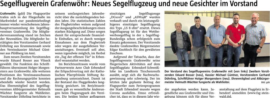 """Quelle """"Der Neue Tag"""" vom 1.7.2021"""