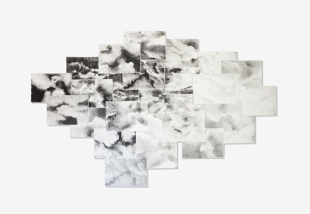 Cartographie des nuages, biennale SUDESTAMPE 2014