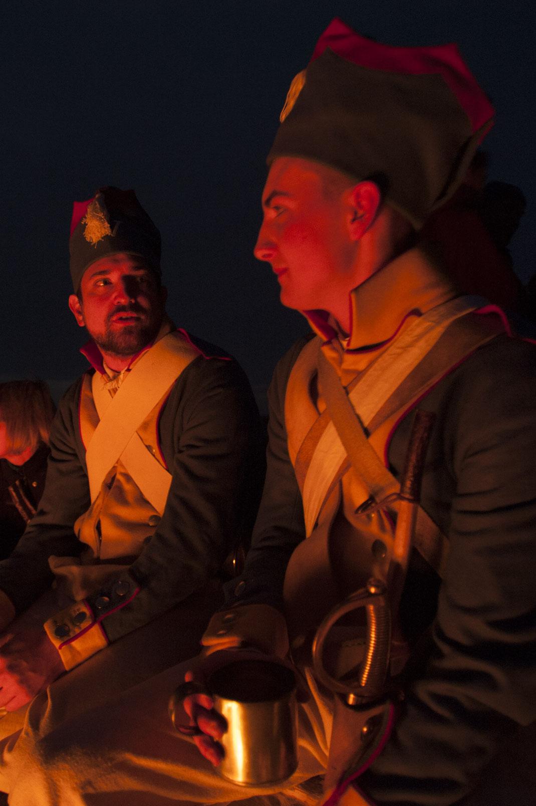 4tes LIR Linieninfanterieregiment Linien Infanterie Regiment Eggmühl 1809 Biwak Uniform Montur 4. LIR 4-LIR 4._LIR königl. baier. 4. Linie
