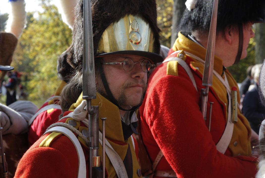 Nordenfieldske Grenadercompagnie 2. Trondhjemske Infanteriregiment av 1808