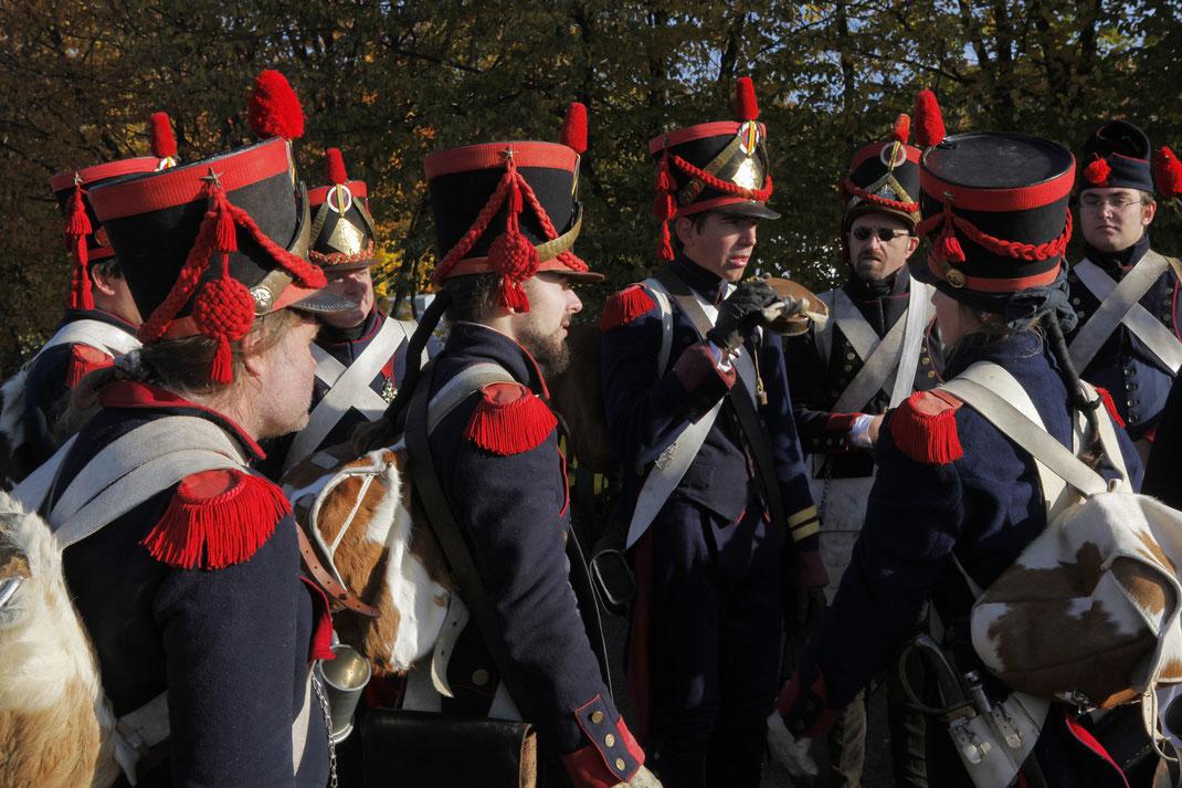 Französische Artillerie