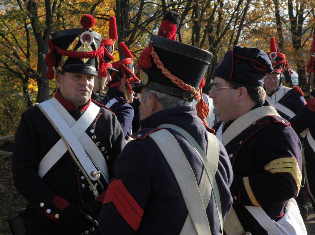 1813 Leipzig 1813 Völkerschalcht Völkerschlacht_1813 Artillerie Kanone Kanonen Feuer Pulver Salve