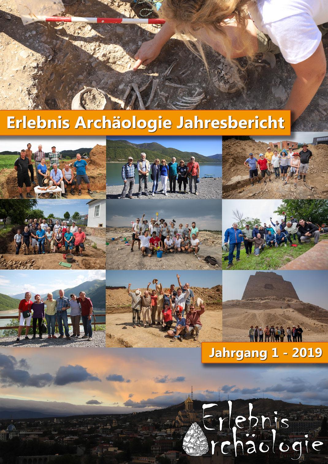 Erlebnis Archäologie
