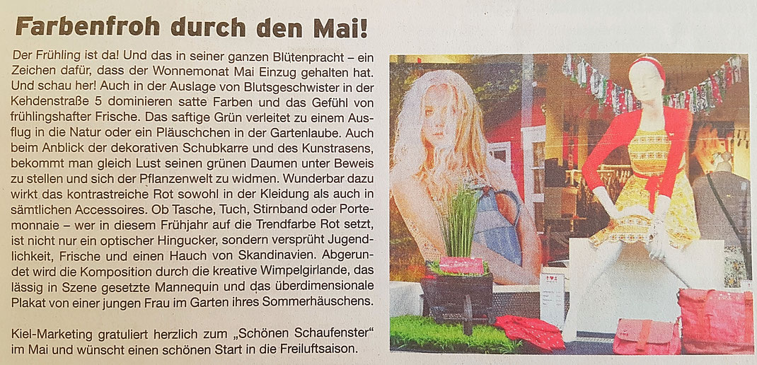 Kieler Nachrichten 2017