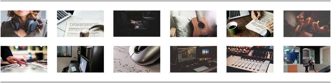 Filmkomposition ohne GEMA, Filmkomponist, keine GEMA, Musik Werbung, Musik Imagefilm, Auftragskomposition für Filmmusik, Komponist für Filme - individuelle Auftragskomposition