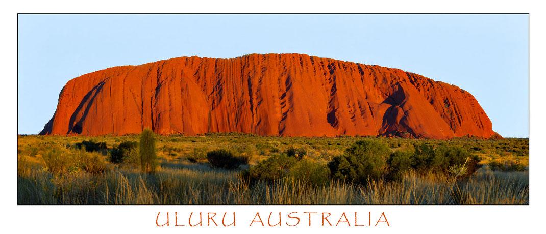 Australia Uluru Australien Ayers Rock