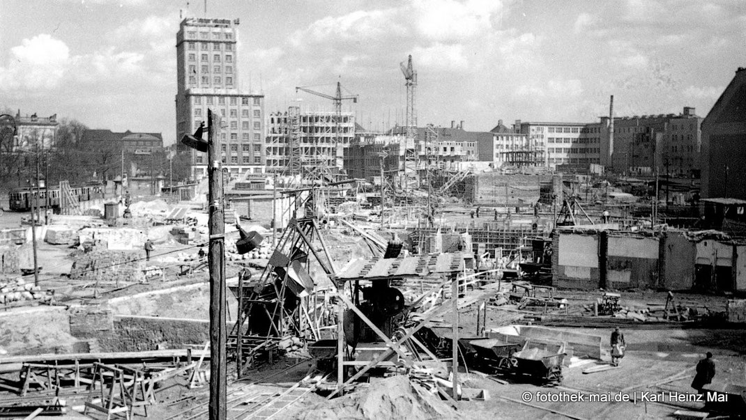 Ringbebauung Leipzig
