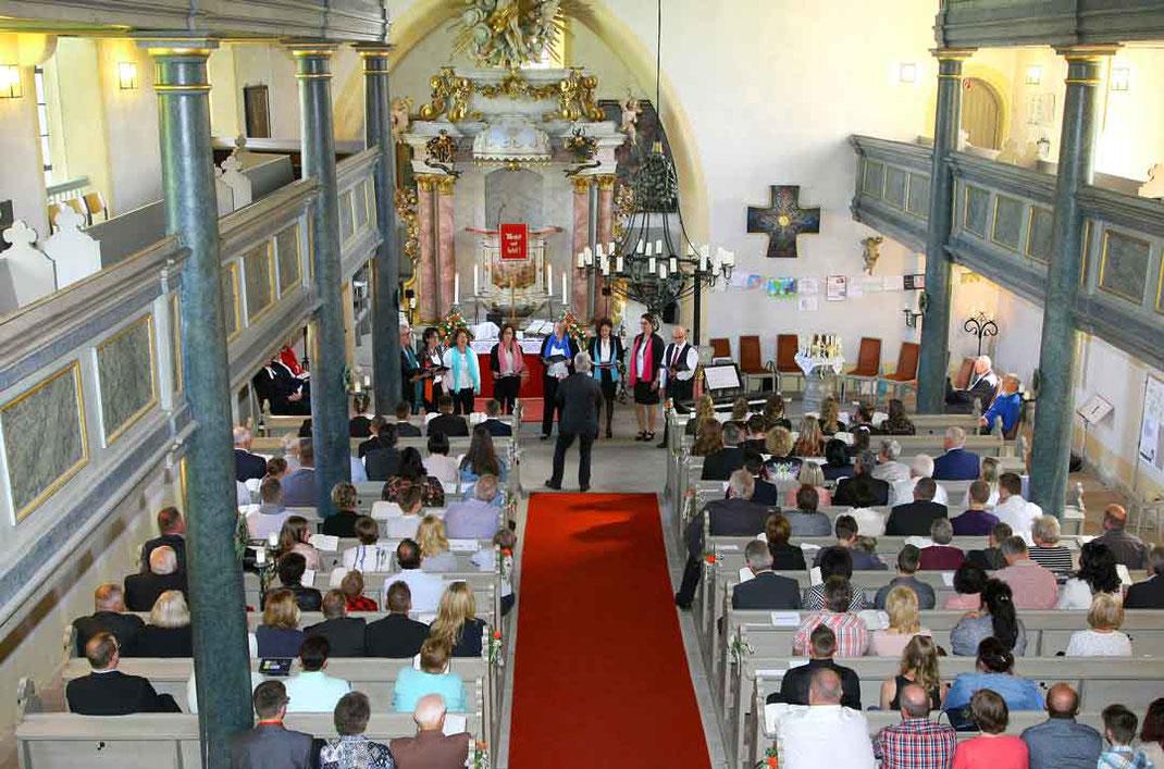 Kirche Mangersreuth
